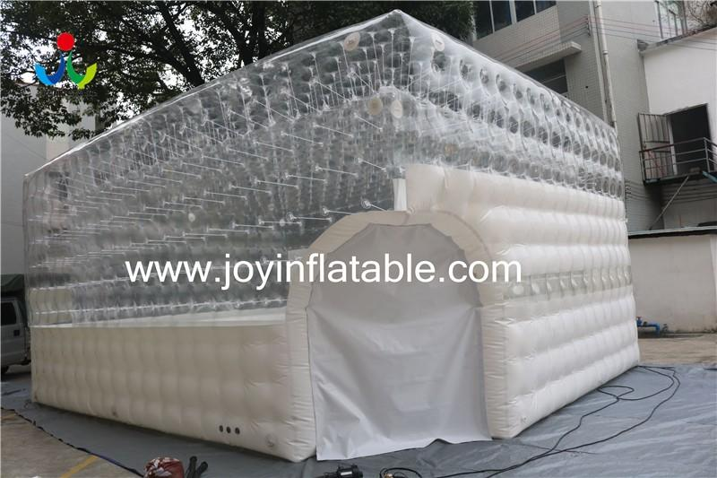 hail inflatable tent suppliers logo for kids JOY inflatable