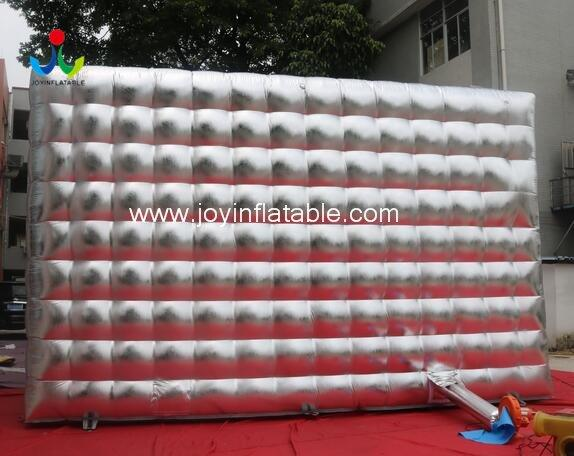 hot sale 1175 stage Inflatable cube tent go JOY inflatable Brand