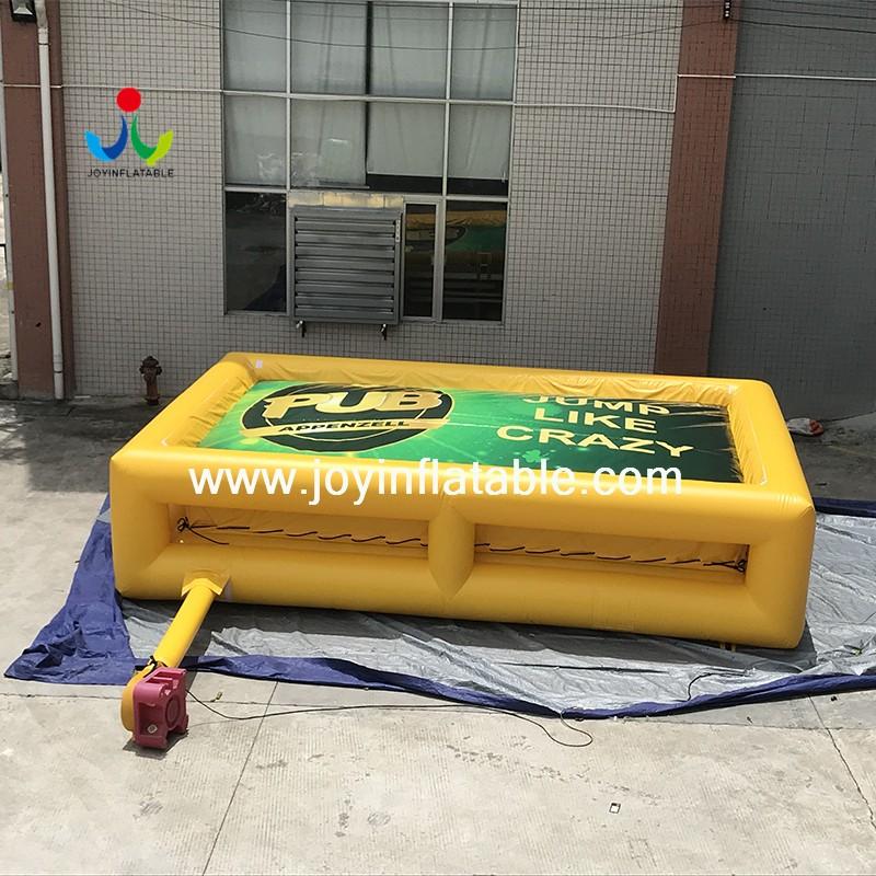 JOY inflatable irregular bag jump manufacturer for children-4