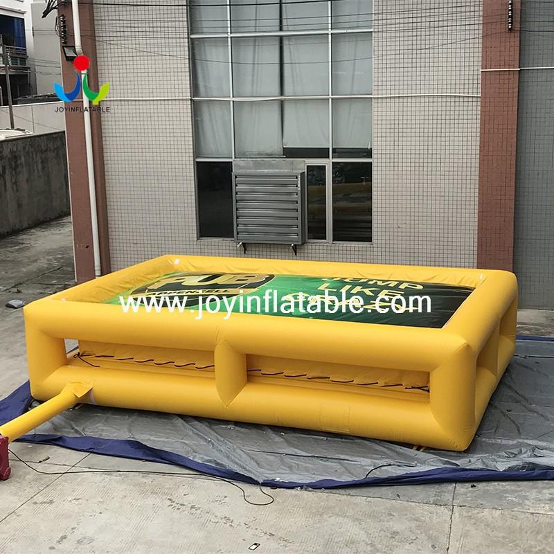JOY inflatable irregular bag jump manufacturer for children-6