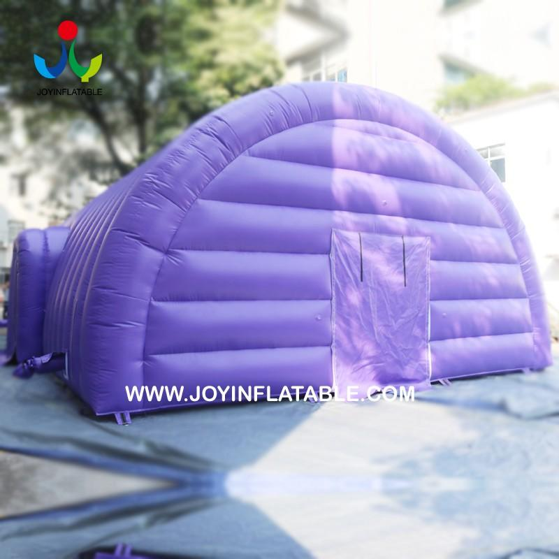 Custom new Inflatable cube tent military JOY inflatable
