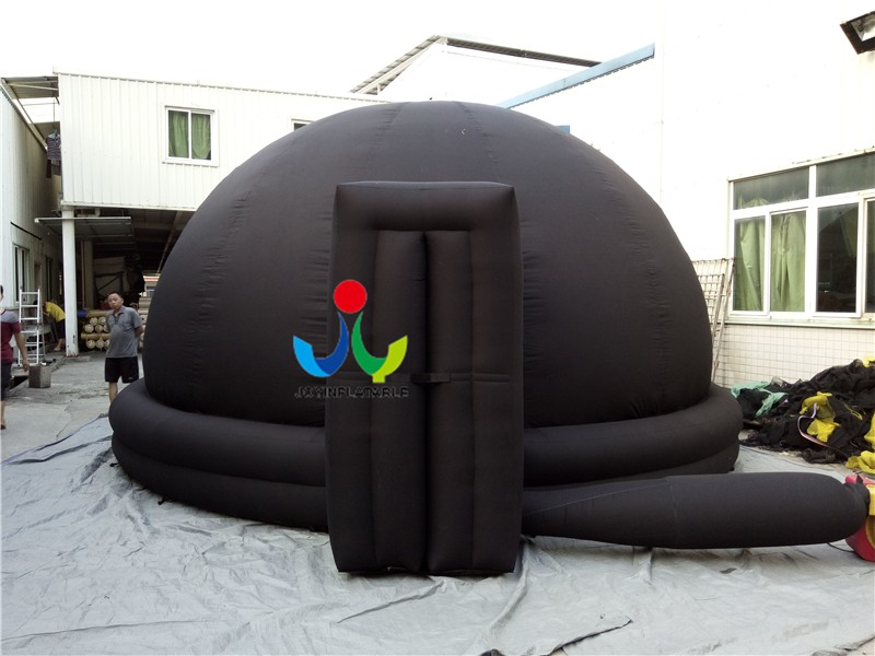 JOY inflatable led igloo party tent directly sale for children-4