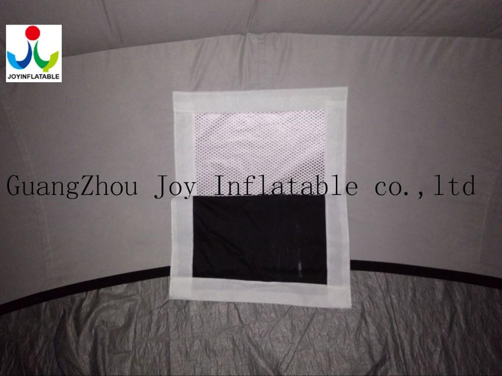 Hot inflatable tent manufacturers double JOY inflatable Brand