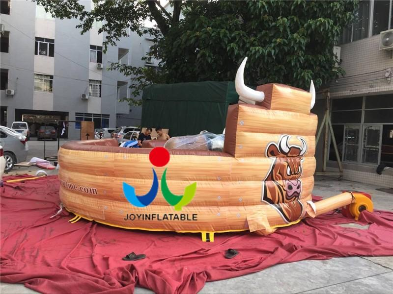 Custom professional soap inflatable games JOY inflatable crazy