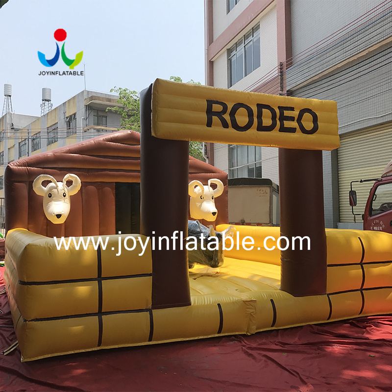 JOY inflatable waterproof inflatable bull from China for children-4