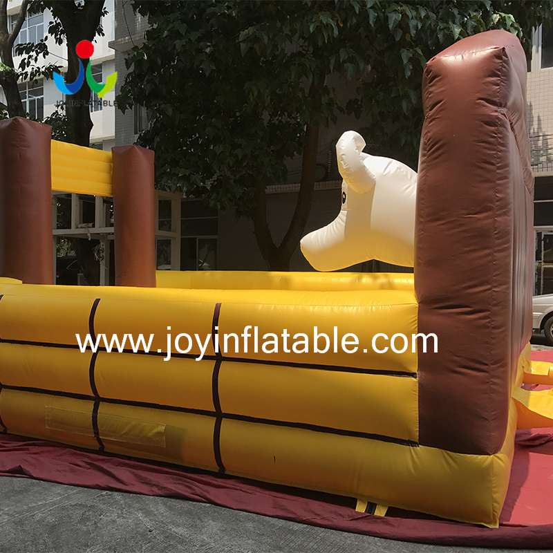 JOY inflatable waterproof inflatable bull from China for children-5