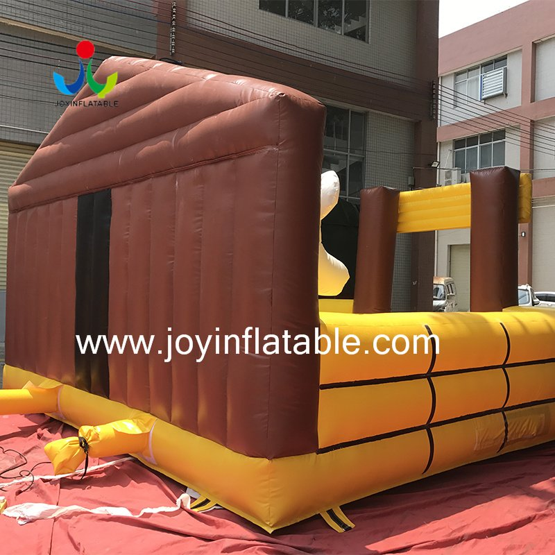 JOY inflatable waterproof inflatable bull from China for children-6