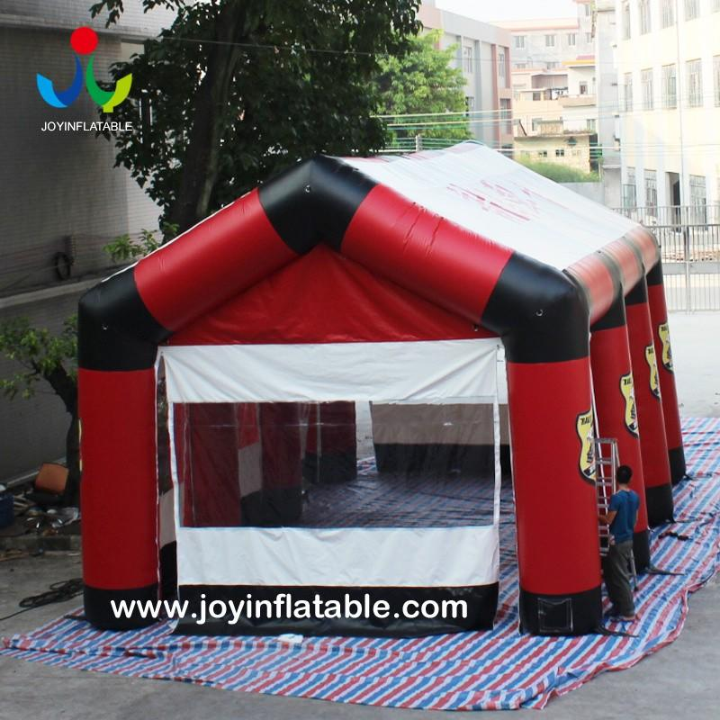 jumper inflatable marquee personalized for child