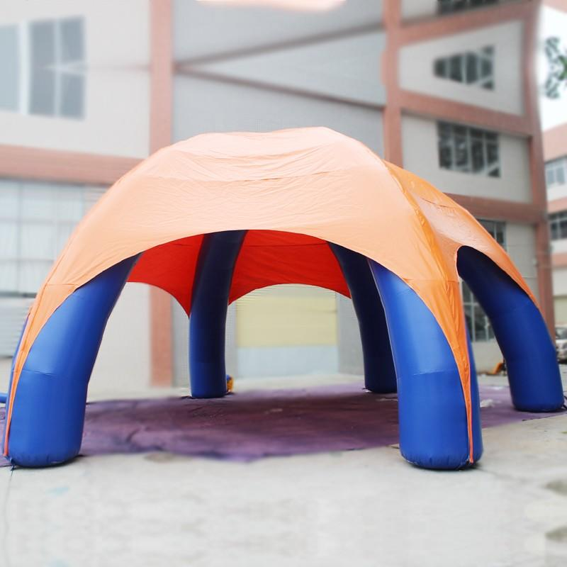 Custom high quality yard blow up igloo JOY inflatable professional