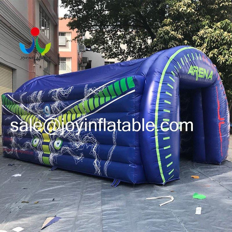 Inflatable Tent With Interactive Arena Play Game system for sale