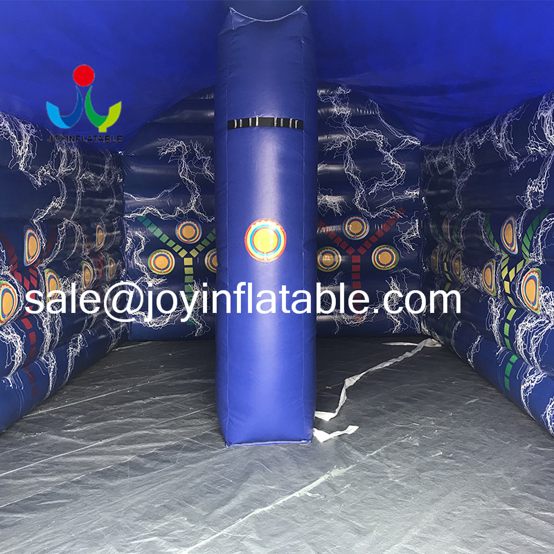 event Inflatable advertising tent with good price for kids-7