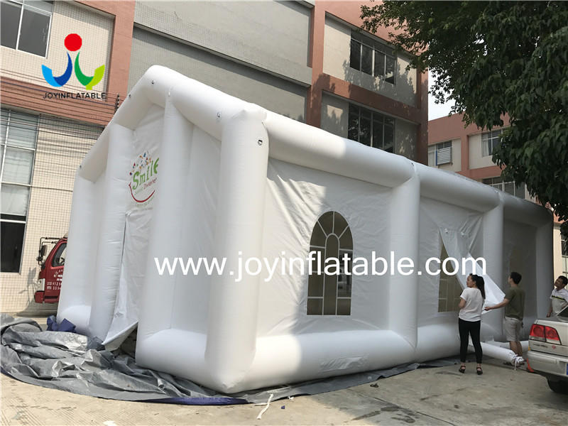 JOY inflatable jumper inflatable marquee tent personalized for child