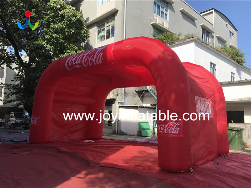 Inflatable Lawn Tent For Event Video