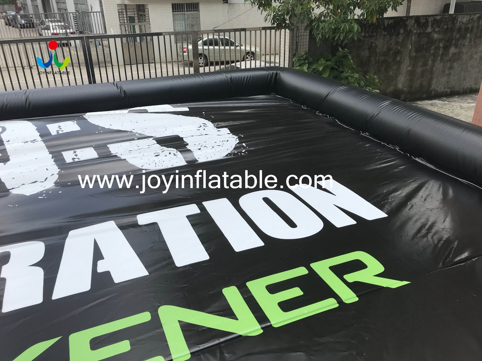 JOY inflatable inflatable air bag series for child-6