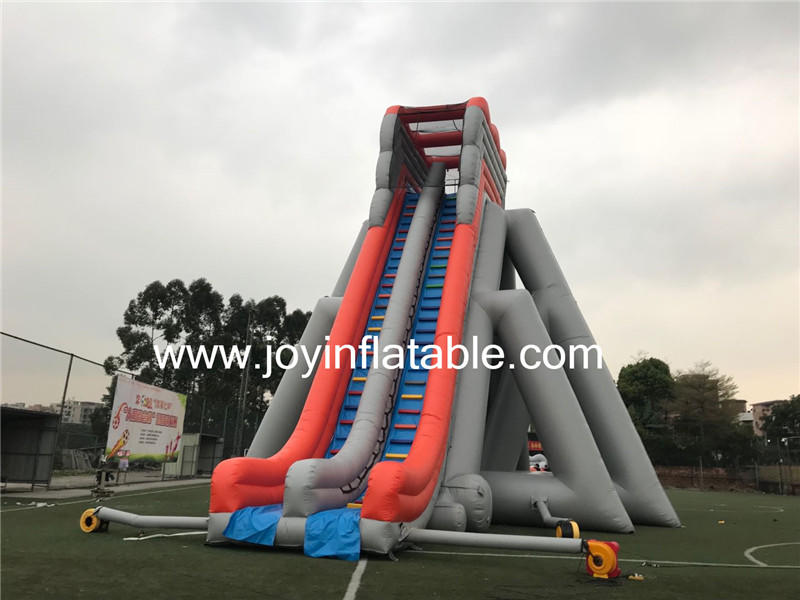 Inflatable Giant  Water Slide Video