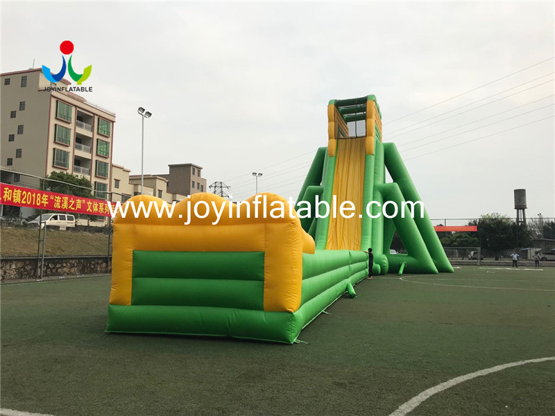JOY inflatable inflatable slip and slide directly sale for kids-4