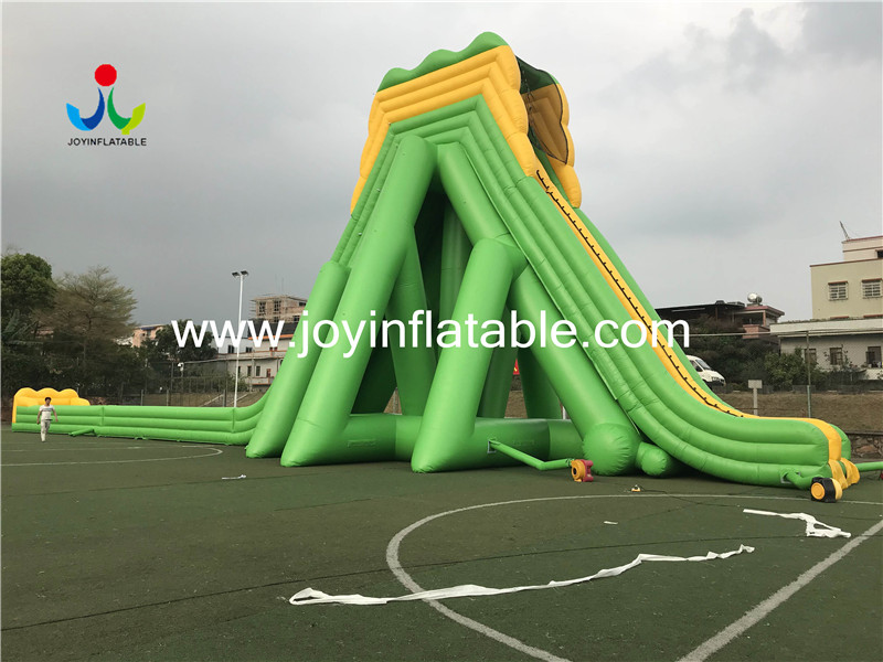 JOY inflatable inflatable slip and slide directly sale for kids-5
