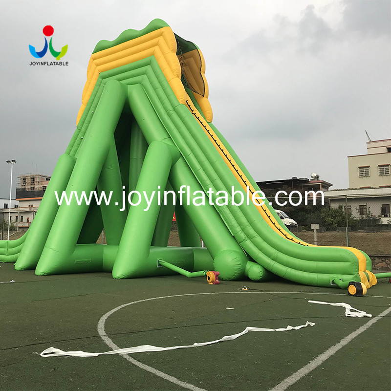 JOY inflatable inflatable slip and slide directly sale for kids-7