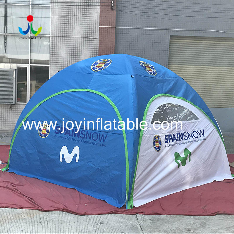 4 Legs Promotional Spider Inflatable Tent