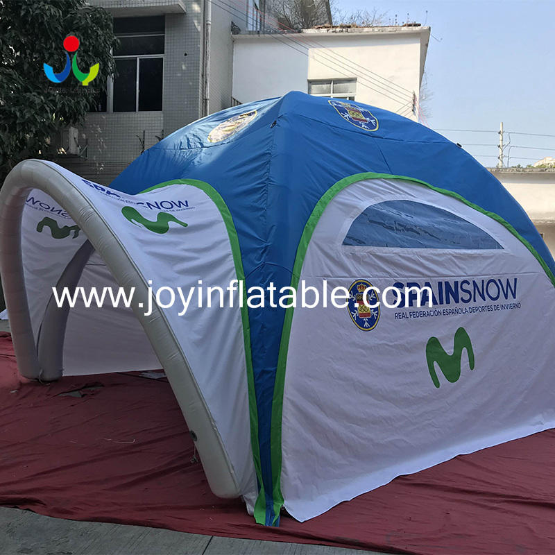 trendy play cover Inflatable advertising tent JOY inflatable Brand