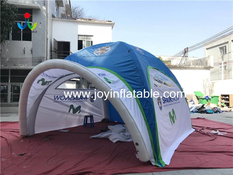 JOY inflatable canopy spider tent design for child-4