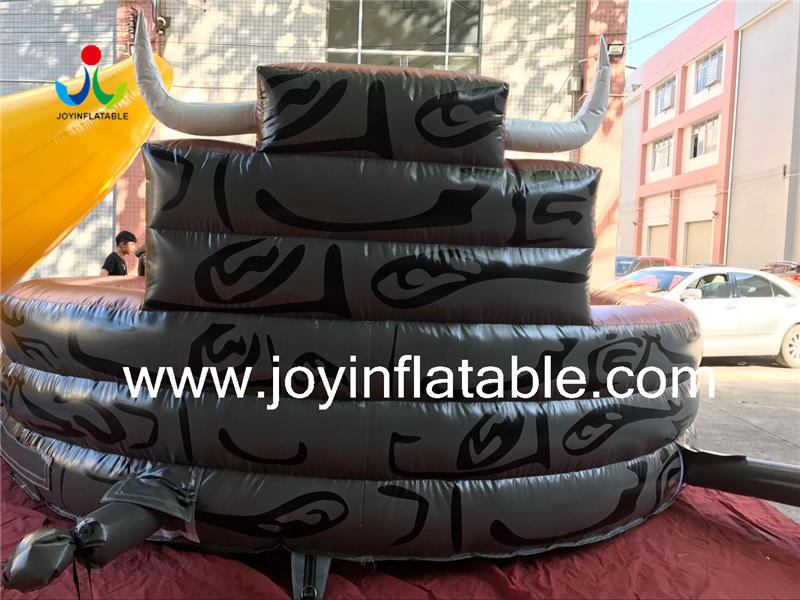 Inflatable BulI Bucking Bronco