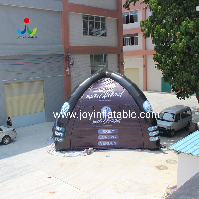 spider inflatable exhibition tent inquire now for child