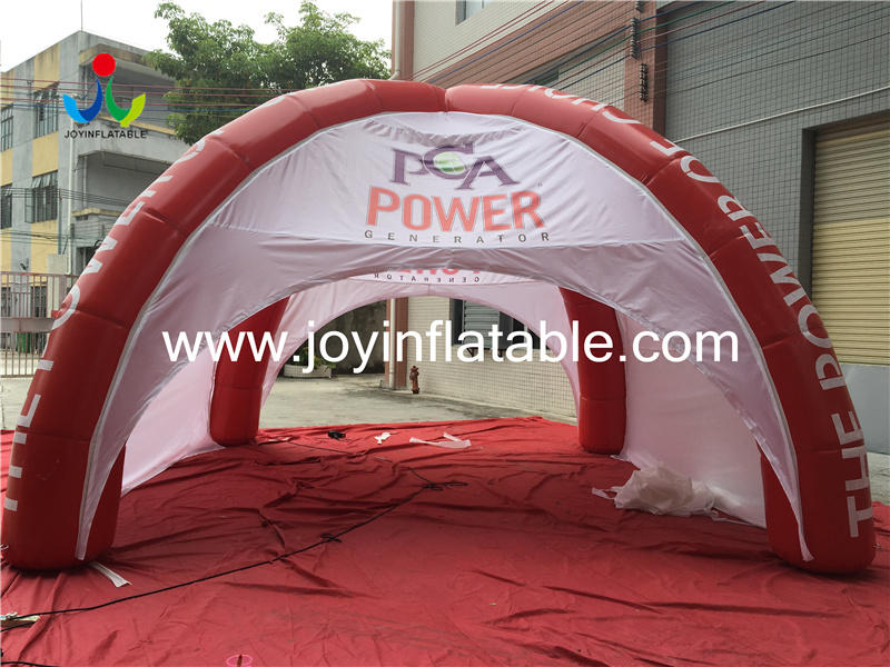 Custom top selling Inflatable advertising tent new JOY inflatable