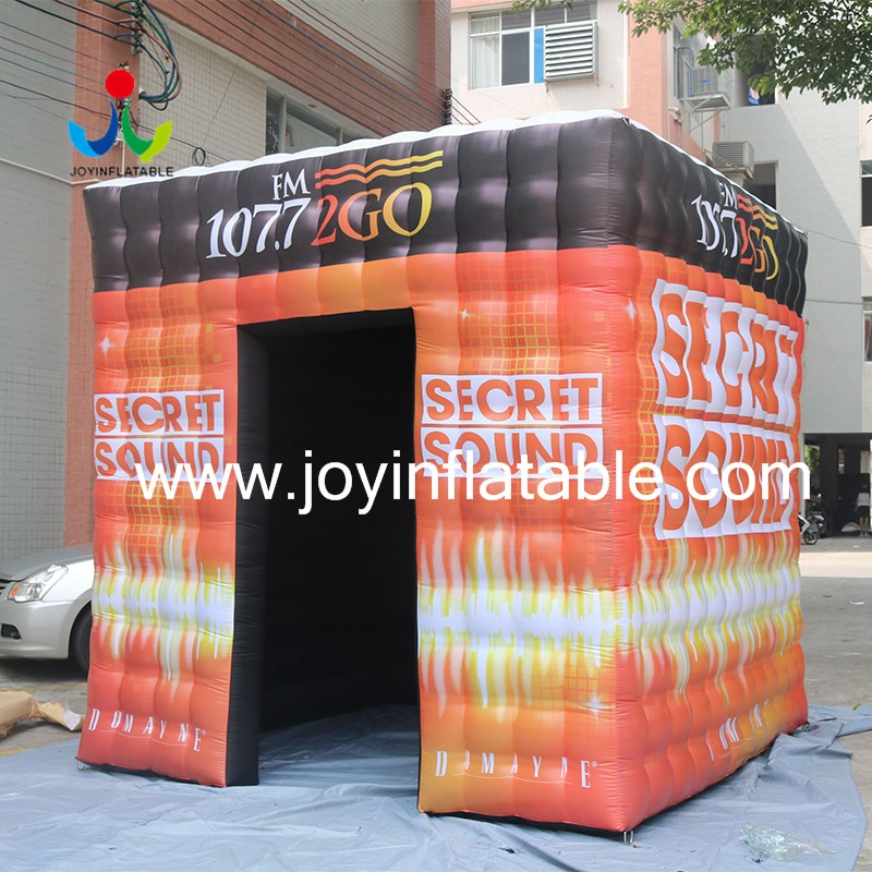 JOY inflatable Inflatable cube tent manufacturers for outdoor-2