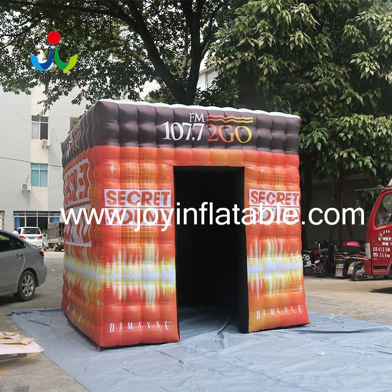 oxford dog cover inflatable JOY inflatable Brand Inflatable cube tent supplier