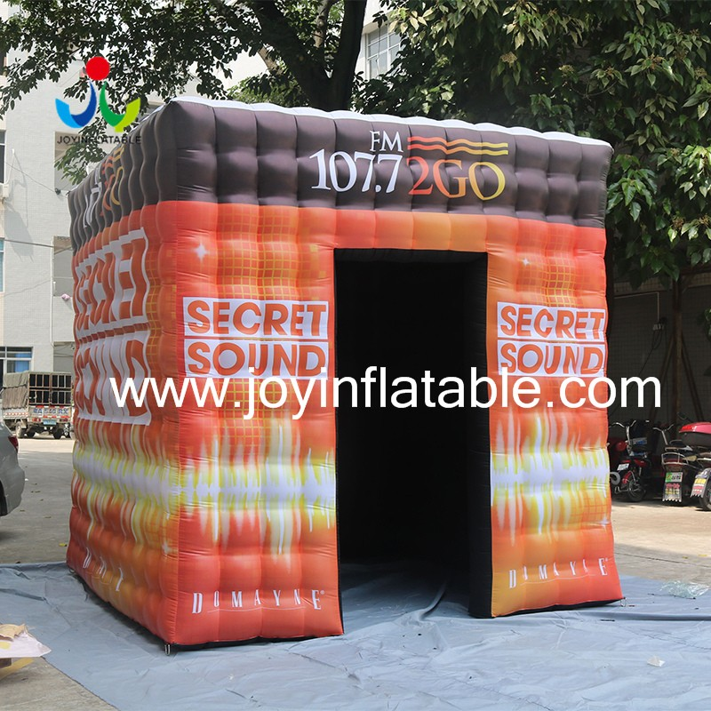 JOY inflatable bridge Inflatable cube tent personalized for children-4