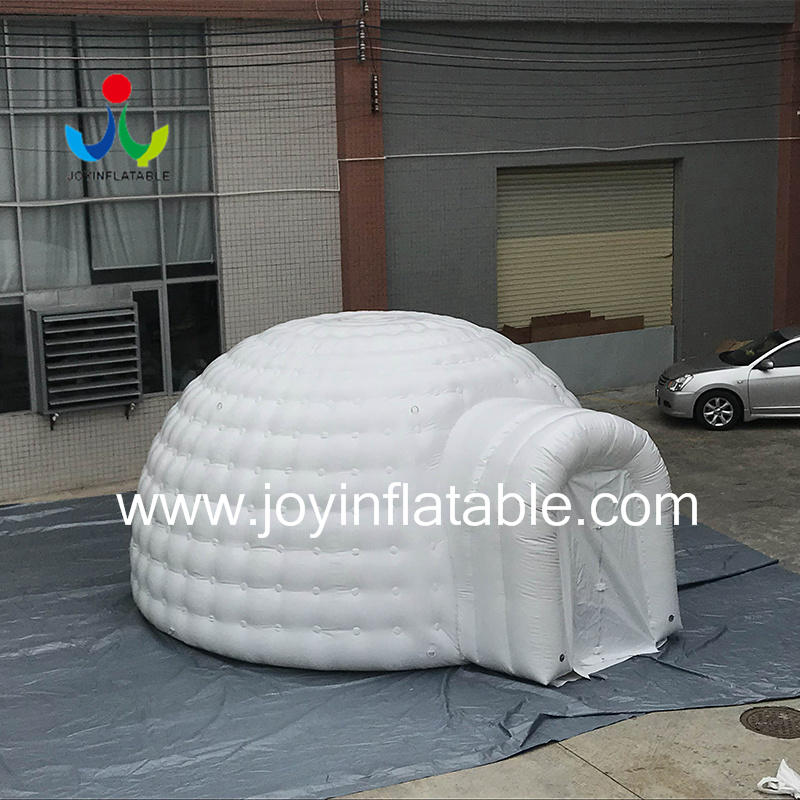 giant yard trendy spider blow up igloo JOY inflatable