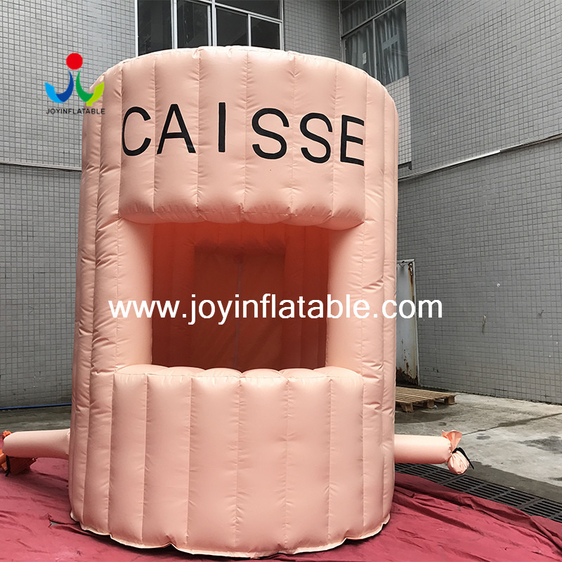 transparent blow up disco tent from China for outdoor-1