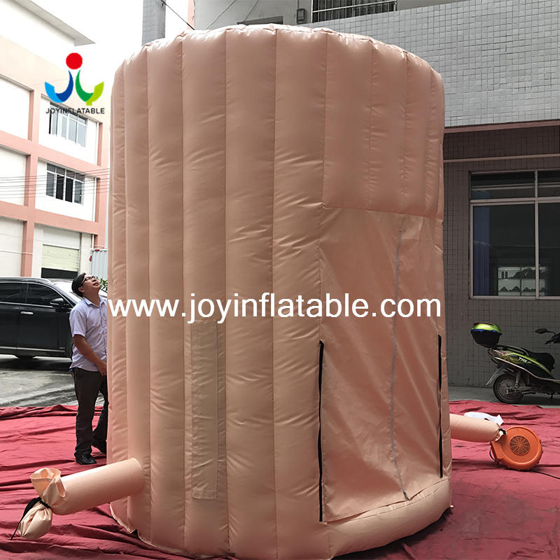 JOY inflatable lighting blow up dome directly sale for child