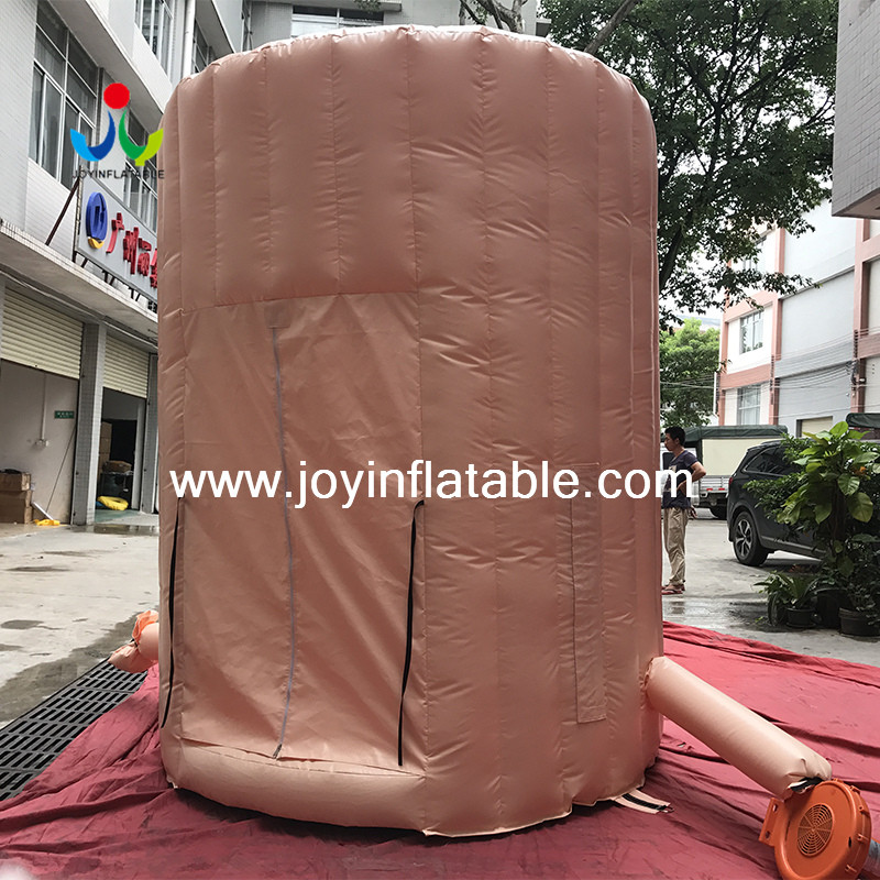 JOY inflatable lighting blow up dome directly sale for child-4