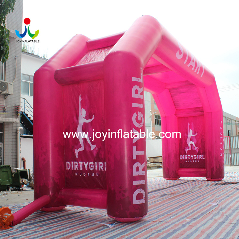 JOY inflatable exhibition inflatable canopy tent design for kids-4