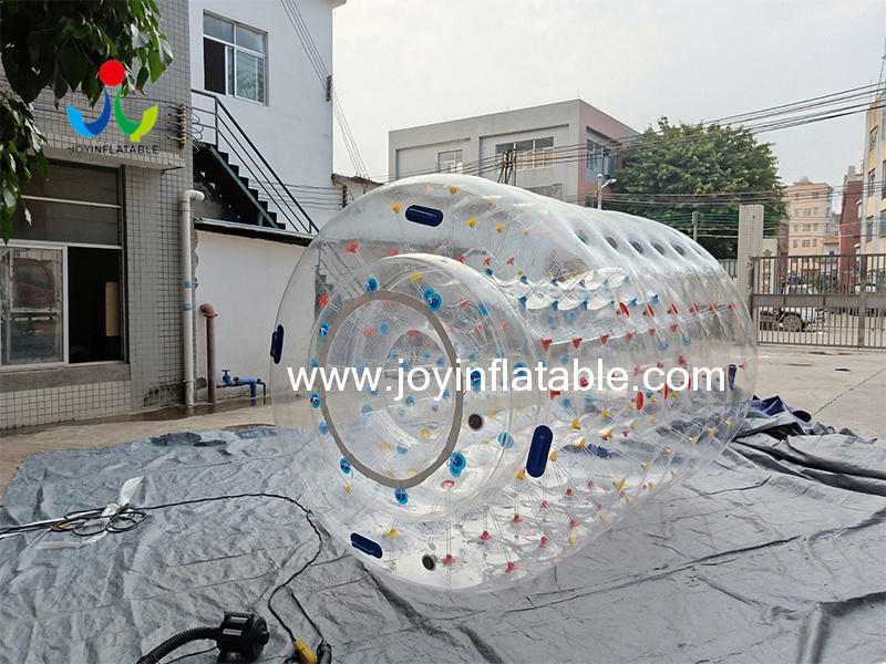 CE Certified inflatable Water Rolling Ball For Floating On The Water Video