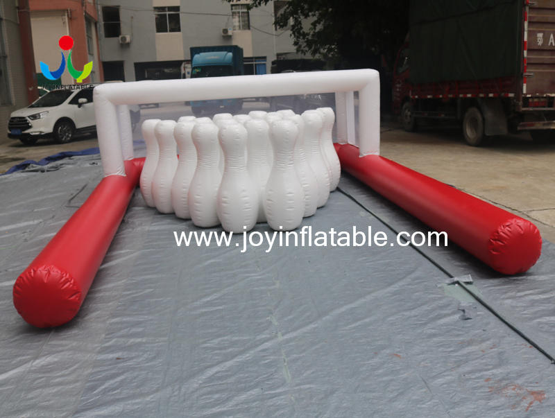 Outdoor Games To Play Used  Inflatable Bowling Alley Bowlins Inflatable Bowling Lanes Price