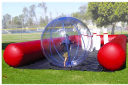 JOY inflatable big mechanical bull customized for children-2