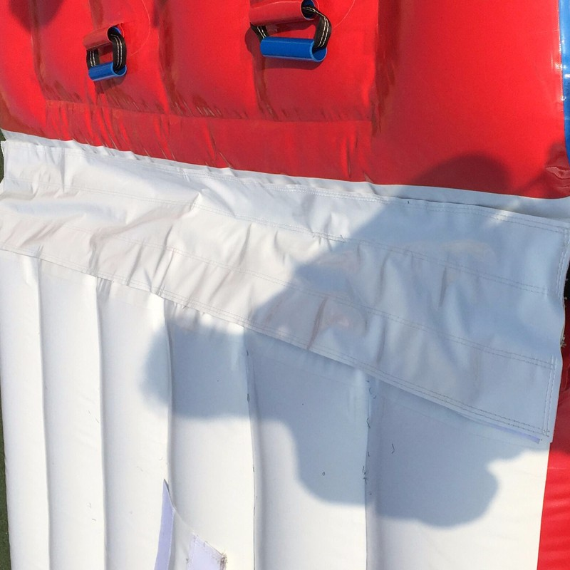 iceberg blow up trampoline factory price for children-19