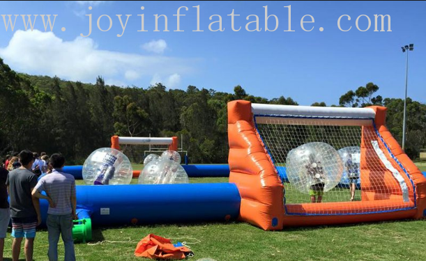 Inflatable Football Court/Soccer Pitch/Inflatable Football Arena/Field-3