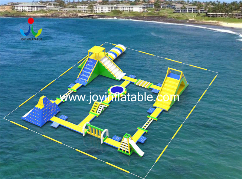 JOY inflatable inflatable water trampoline personalized for children-9