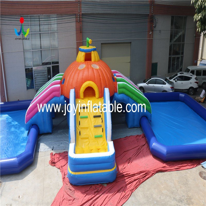 Inflatable portable  kiddie  pool above ground swimming pools for sale-6