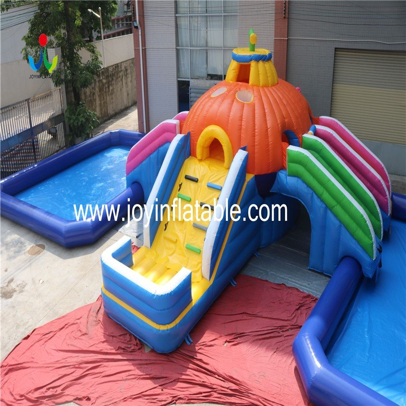 JOY inflatable inflatable city supplier for kids-4