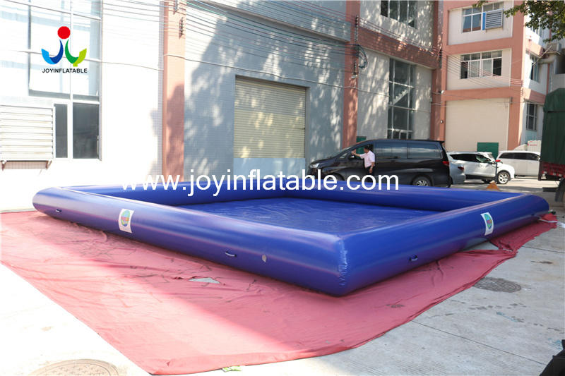 trendy hot sale inflatable funcity pool JOY inflatable Brand