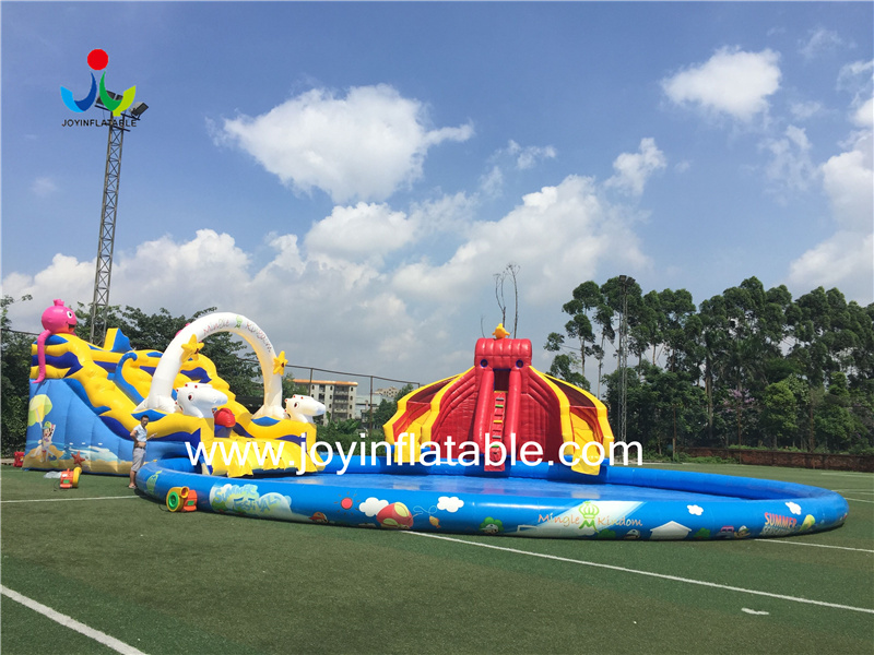 JOY inflatable inflatable city wholesale for child-5