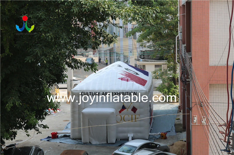 JOY inflatable Inflatable cube tent personalized for outdoor-7