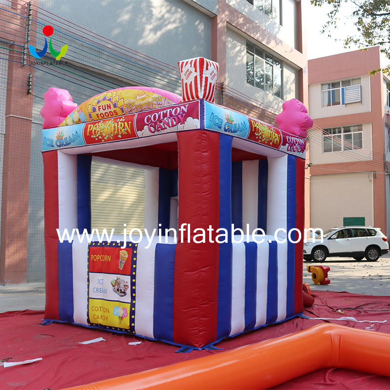 Portable Inflatable Retail Store Cube Tent For Outdoor