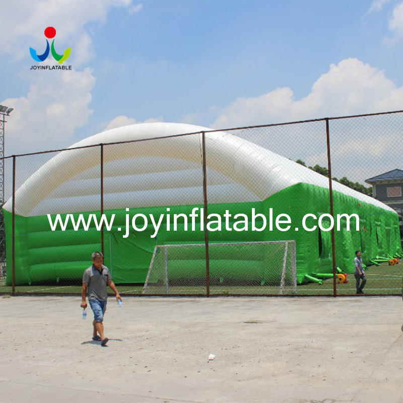 Large Inflatable Mobile Outdoor Tent For Tennis Court