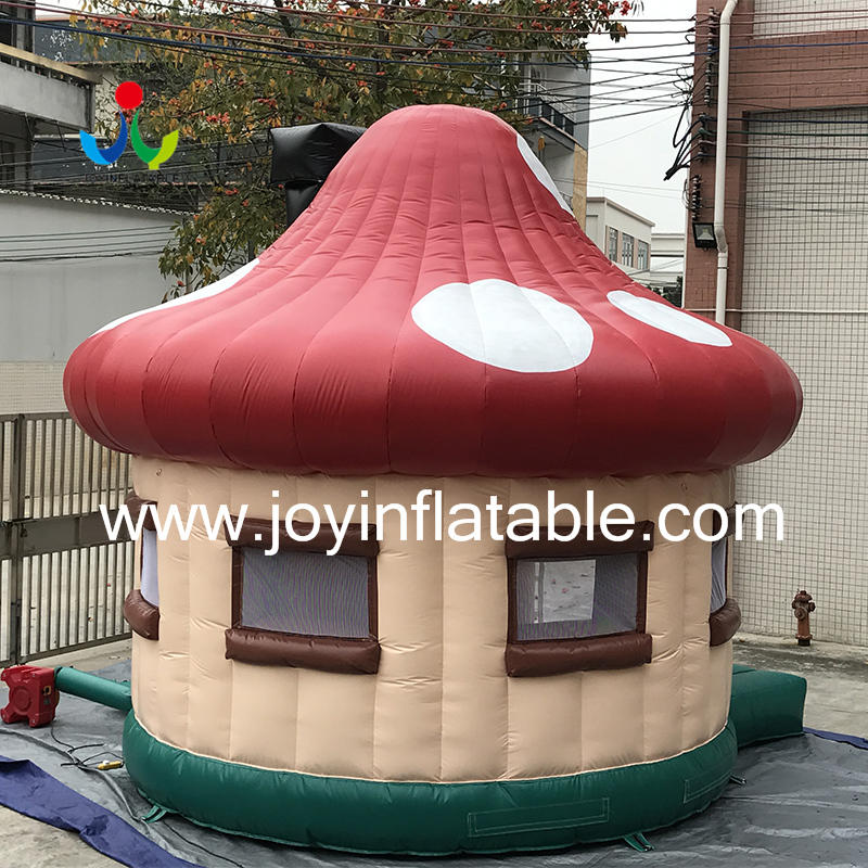 0.4mm PVC Tarpaulin Fireproof Big Inflatable Dome Mushroom Tent for Events